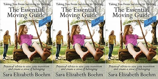books, the essential moving guide for families by sara elizabeth boehm, books about moving