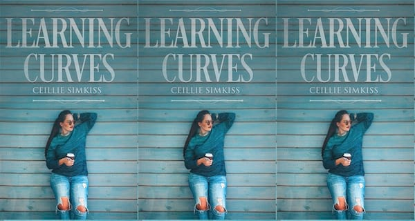 books, learning curves by ceillie simkiss, lgbt books