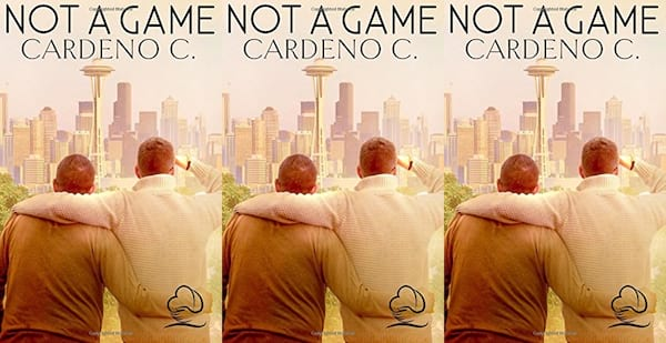 lgbt books, not a game by cardeno c., books