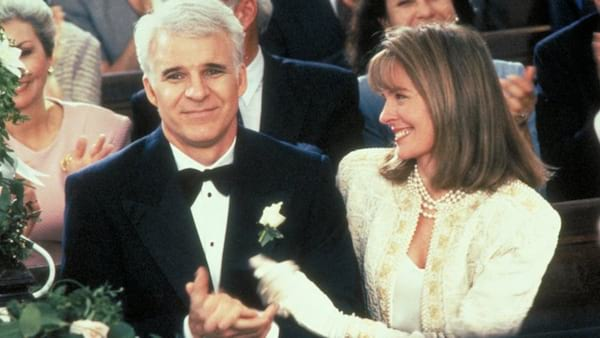Steve Martin and Diane Keaton in Father of the Bride