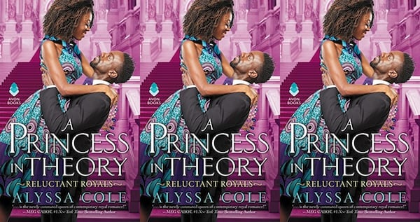 books, a princess in theorgy by alyssa cole, romance books we'd like to see on the big screen