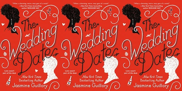 books, the wedding date by jasmine guillory, romance novels we'd love to see on the big screen