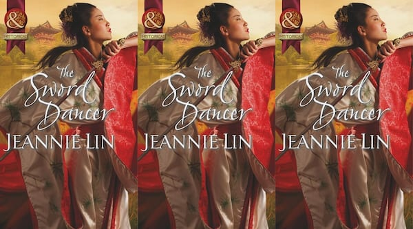 romance novels we'd love to see on the big screen, the sword dancer by jeannie lin, books