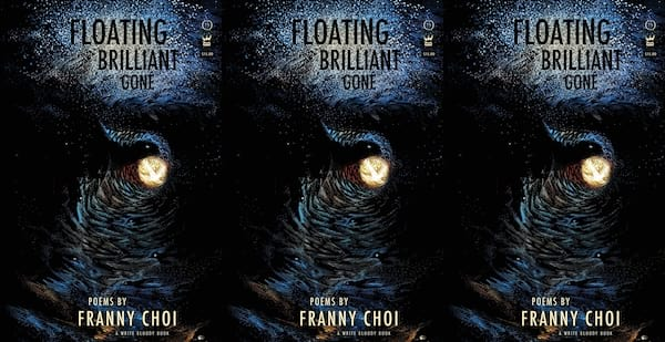 lgbt poems, floating brilliant gone by franny choi, books