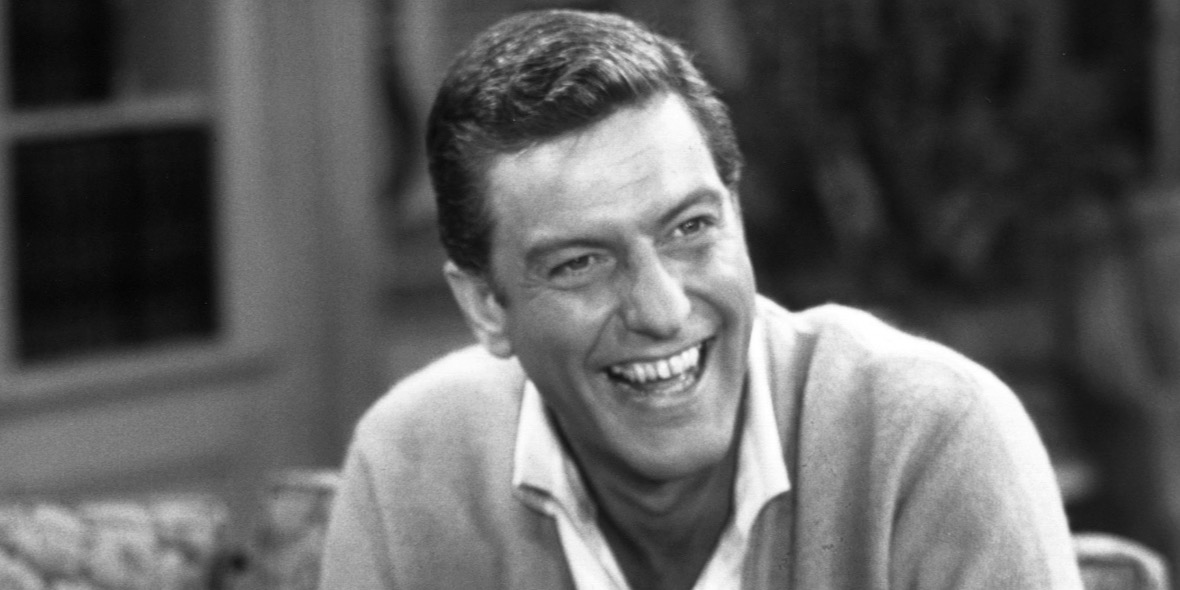 tv dads, tv, The Dick Van Dyke Show