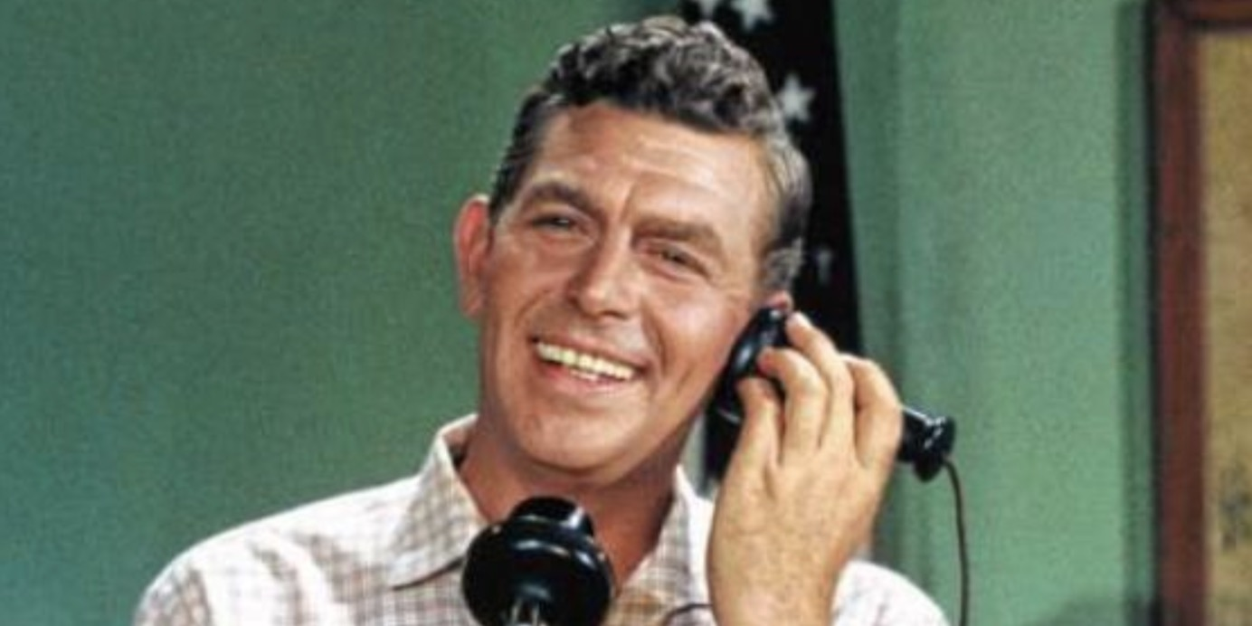 The Andy Griffith Show, tv dads, tv