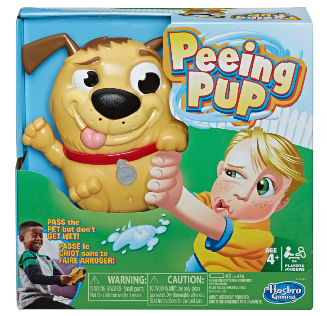 Peeping Pup board game from Target