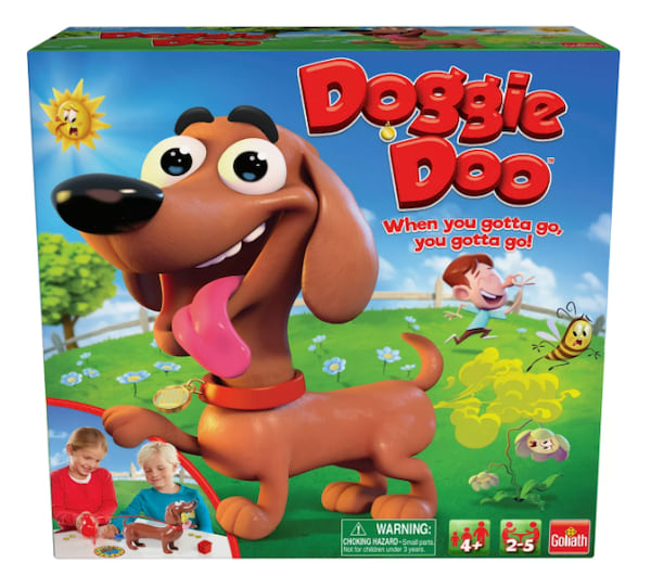 Doggie Doo board game from Target