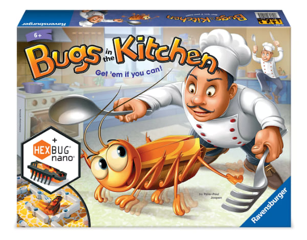 Bugs in the Kitchen board game from Target