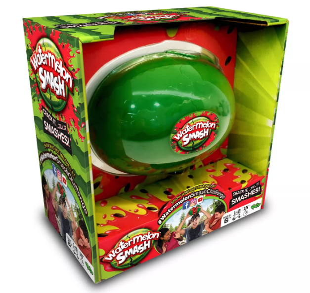 Watermelon Smash board game from Target