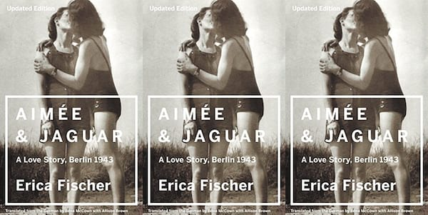 books like all the light we cannot see, aimee and jaguar by erica fischer, books