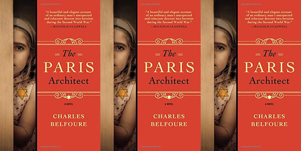 books, the paris architect by charles belfoure, books like all the light we cannot see