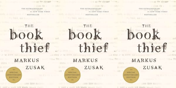 books like all the light we cannot see, the book thief by markus zusak, books