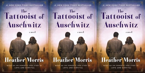books like all the light we cannot see, the tattooist of auschwitz by heather morris, books