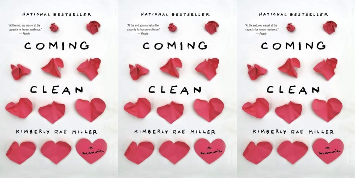 books like the glass castle, coming clean by kimberly miller, books
