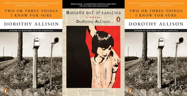 books like the glass castle, two or three things i know for sure by dorothy allison, books