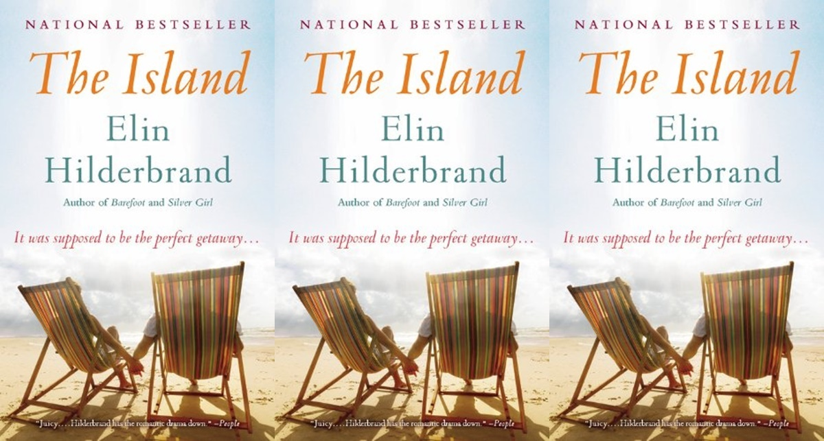 elin hilderbrand books, the island by elin hilderbrand, books