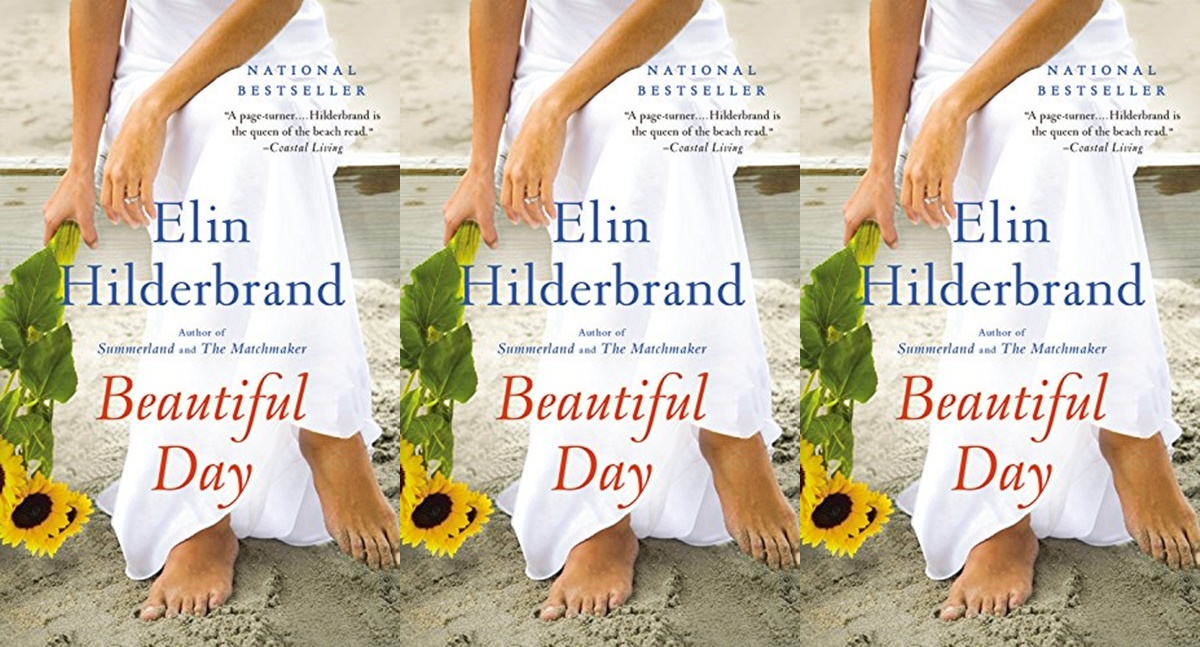 elin hilderbrand books, beautiful day elin hilderbrand books, books