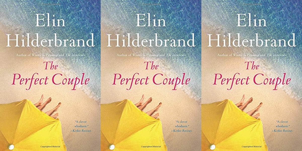 elin hilderbrand books, the perfect couple elin hilderbrand, books