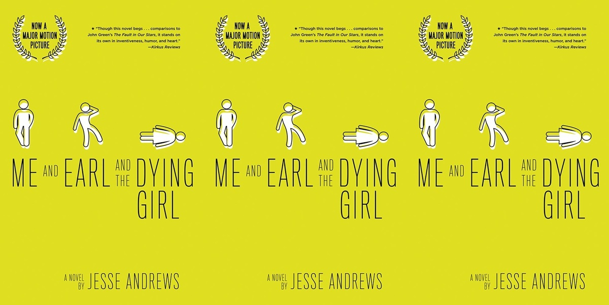 books like the fault in our stars, me earl and the dying girl by jesse andrews, books