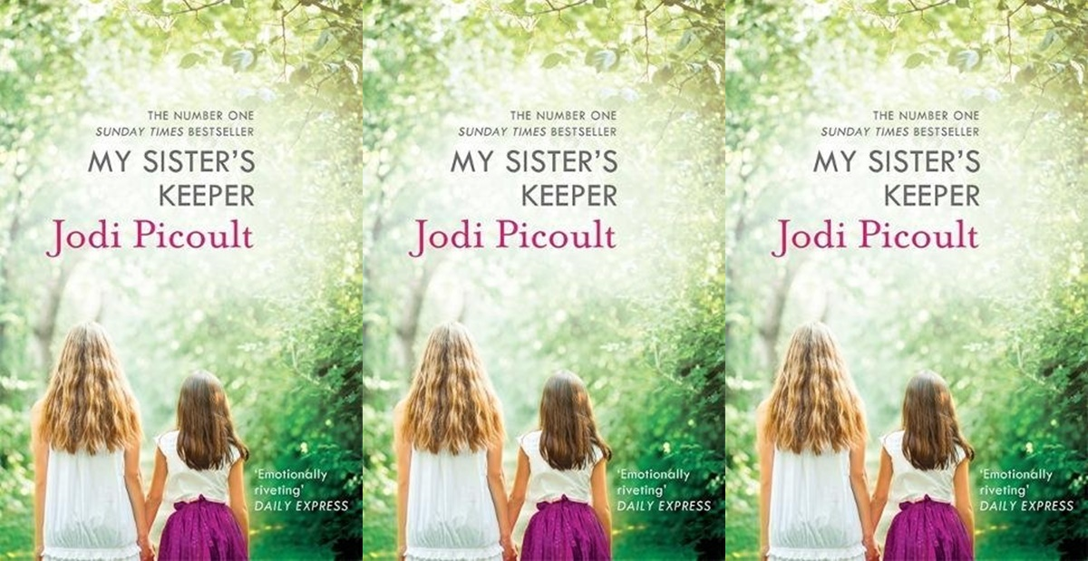 books like the fault in our stars, my sister's keeper by jodi picoult, books