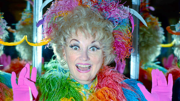 celebs, phyllis diller, comedian, comedy, 60s