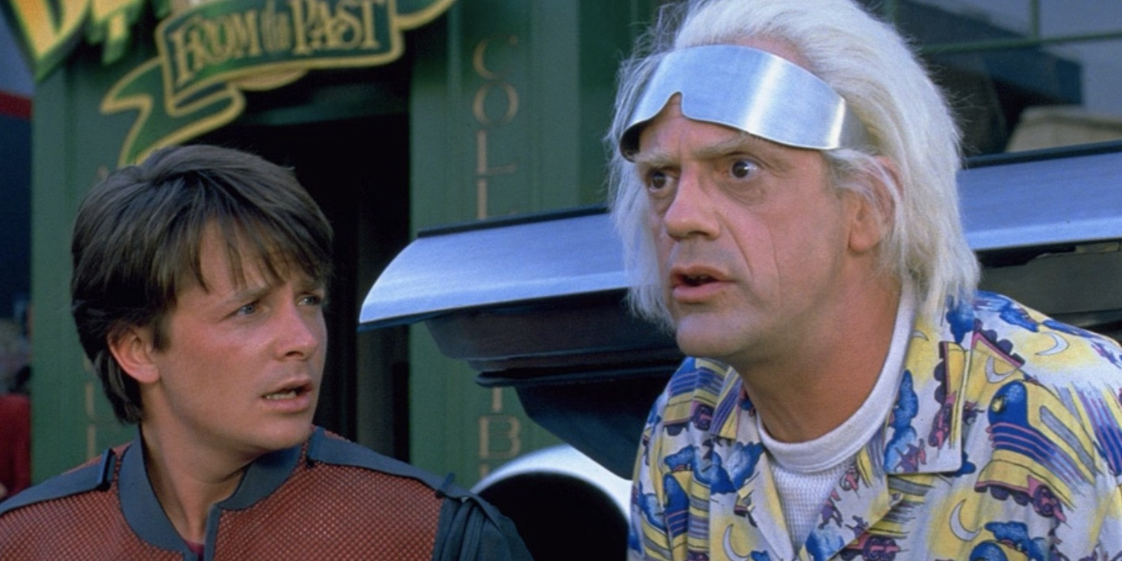 summer blockbuster, movies, back to the future