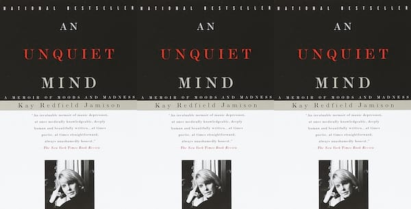 books about bipolar disorder, an unquiet mind by kay redfield jamison, health, books