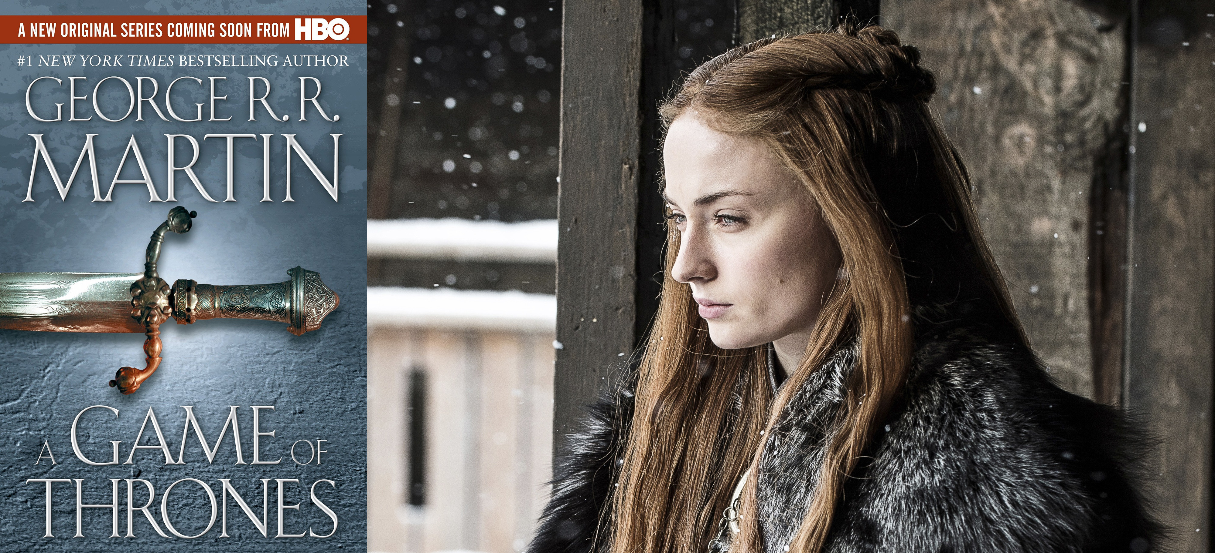 books adapted into tv shows, game of thrones, tv, books