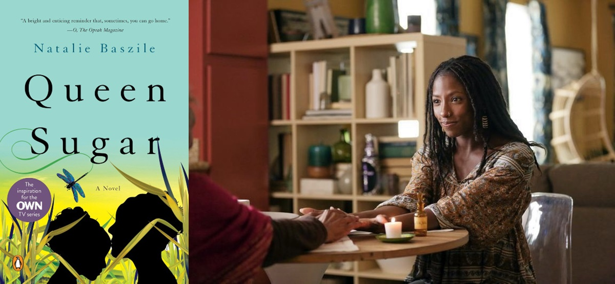 books adapted into tv shows, queen sugar, tv, books