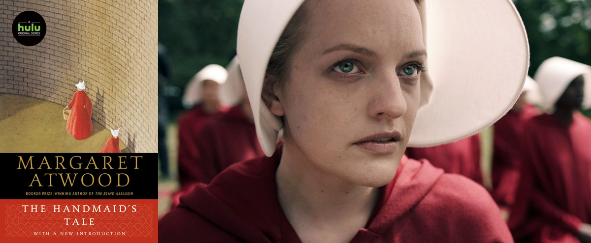 books adapted into tv shows, The Handmaid's Tale, tv, books