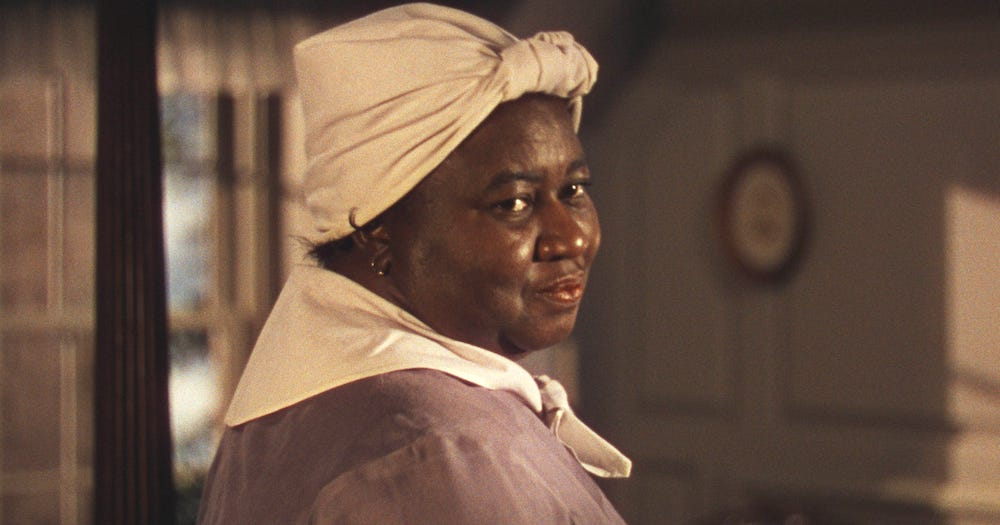 movies, gone with the wind, 1939, hattie mcdaniel as mammy