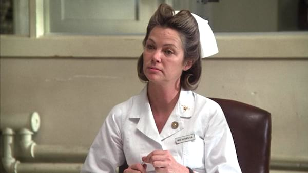 movies, One Flew Over the Cuckoo's Nest, 1975, louise fletcher as nurse ratched