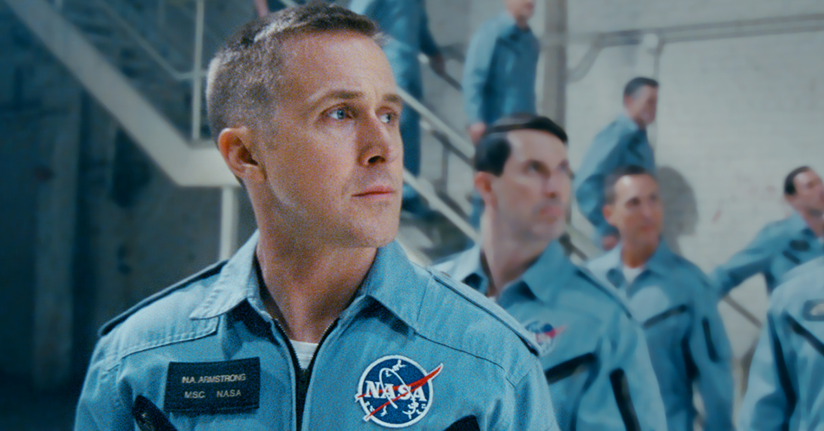 first man, ryan gosling, nasa, astronaut, Neil Armstrong, history, usa, science, space, moon, 60s, 1960s