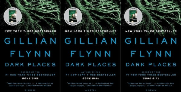 books like all the missing girls, dark places by gillian flynn, books