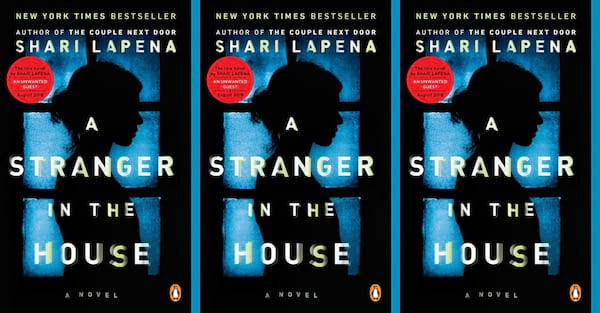 books like all the missing girls, a stranger in the house by shari lapena, books