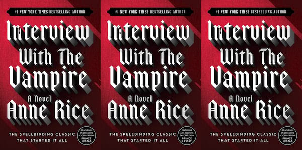 books set in new orleans, interview with the vampire by anne rice, books