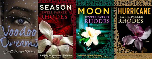 books set in new orleans, voodoo dreams and the marie laveau mystery series by jewell parker rhodes, books