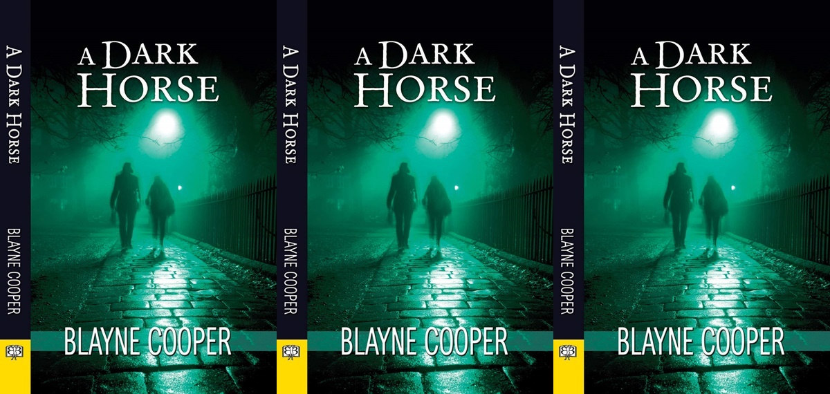 books set in new orleans, a dark horse by blayne cooper, books