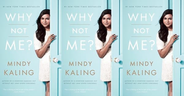 funny book club books, why not me? by mindy kaling, books