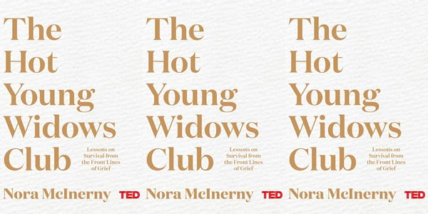 books about widows, the hot young widows club by nora mcinerny, family, books