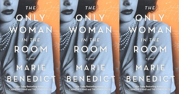 books like the nightingale, the only woman in the room by marie benedict, books