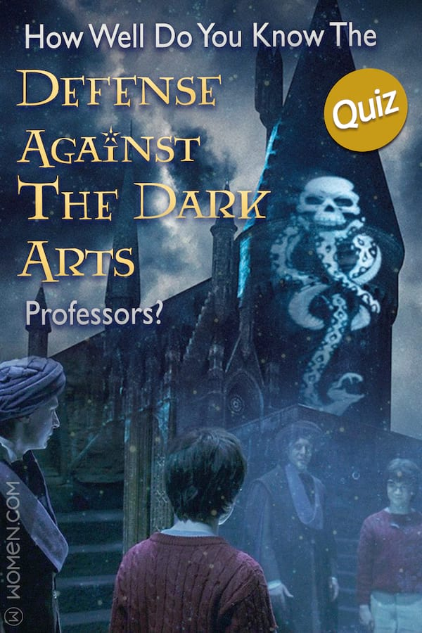 Quiz How Well Do You Know The Defense Against The Dark Arts