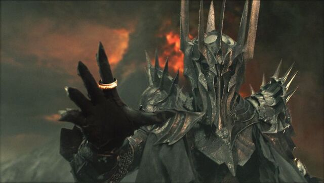 Lord of the Rings, sauron