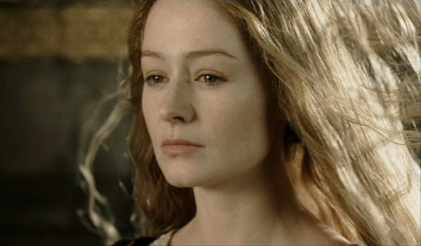Eowyn, Lord of the Rings