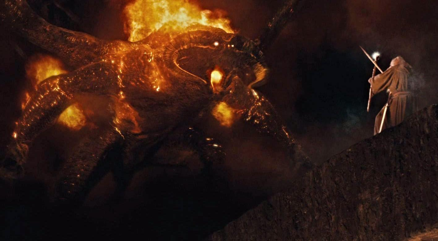 Lord of the Rings, balrog