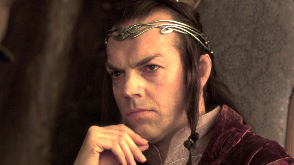 Lord of the Rings, Elrond