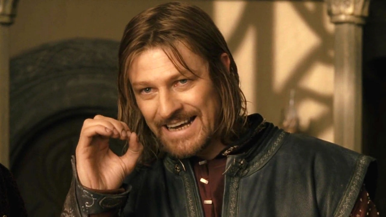 Boromir, Lord of the Rings