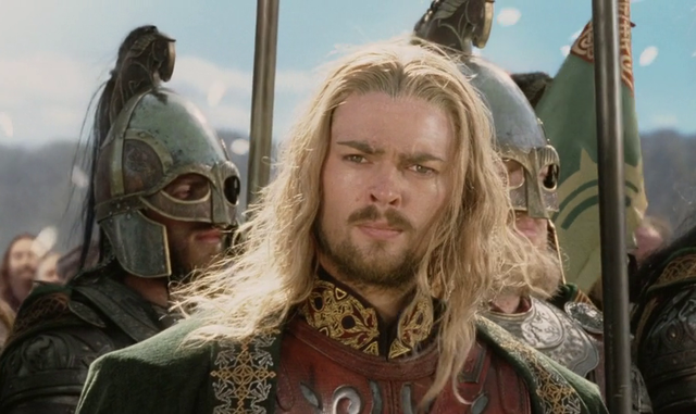 Lord of the Rings, eomer