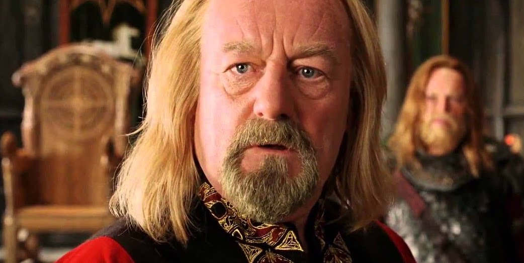 Lord of the Rings, theoden